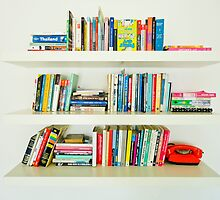 Bookshelf by galraz