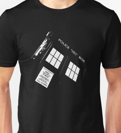 Doctor Who – The TARDIS Unisex T-Shirt