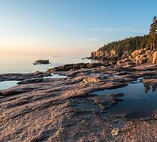 Endless Pools – Acadia National Park, Maine by Jason Heritage