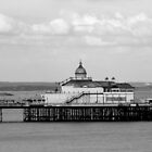 Eastbourne Pier by Kelly-Ann Gordon