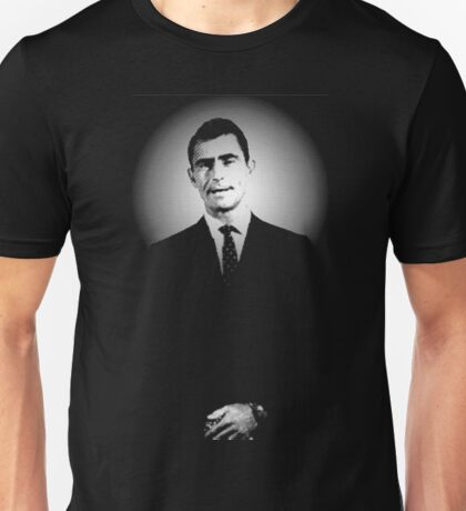 Rod Serling Unisex T-Shirt