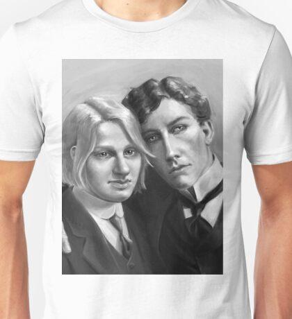 Bunny Manders and AJ Raffles Unisex T-Shirt