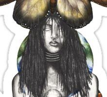 Mother Nature IX Sticker