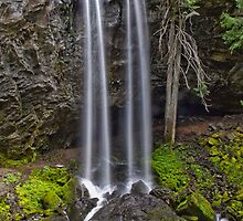 Grotto Falls by LucyAbrao
