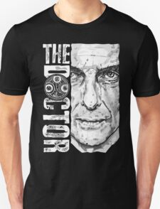 New Beginnings Number 12 - Doctor Who - Peter Capaldi T-Shirt