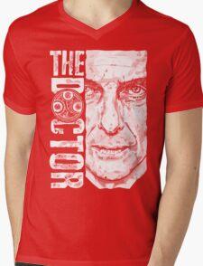 New Beginnings Number 12 - Doctor Who - Peter Capaldi Mens V-Neck T-Shirt