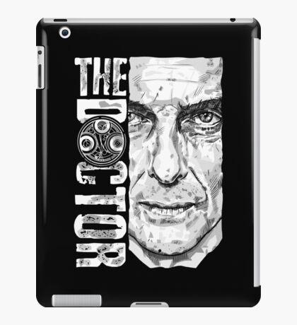 New Beginnings Number 12 - Doctor Who - Peter Capaldi iPad Case/Skin