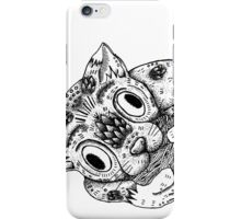 Cat and Yarn iPhone Case/Skin