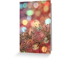 Sparkle Party Greeting Card