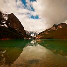 Lake Louise by makbet666