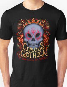 Circus Gothica Tour Unisex T-Shirt