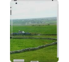 Irish Countryside Photo jllg iPad Case/Skin