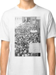 Italian street party, London Classic T-Shirt
