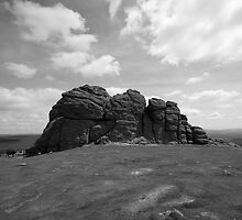 Haytor by Graeme Smith
