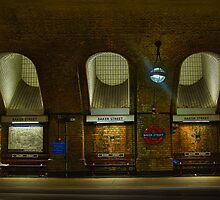 Baker street London  by SandraRos