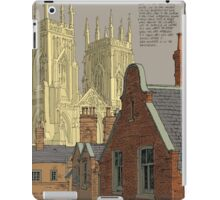 York Minster iPad Case/Skin