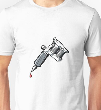 Tattoo machine Unisex T-Shirt