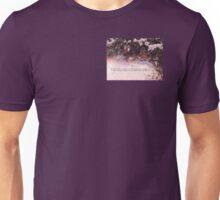 Serenity Prayer Blossoms and Lanterns Unisex T-Shirt