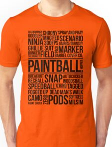 World of Paintball! Unisex T-Shirt
