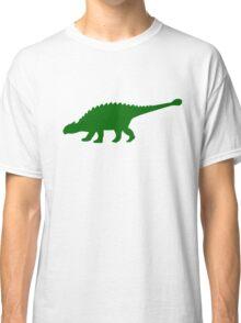 Ankylosaurus Dinosaur Classic T-Shirt
