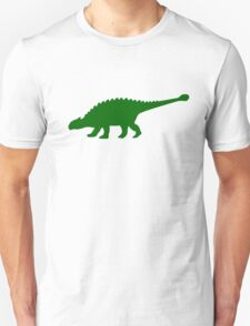 Ankylosaurus Dinosaur T-Shirt