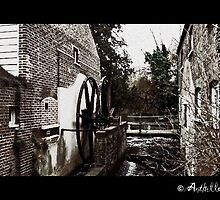 Morden Hall Park Snuff Mill by anthillmob74