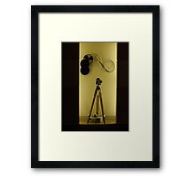 Movies, Movies, Movies Framed Print