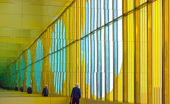 Reflections at The Turner Contemporary by Geoff Carpenter