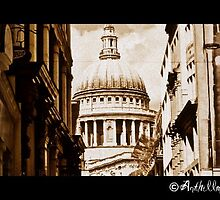 St Pauls Cathederal by anthillmob74