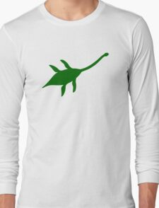 Plesiosaur Dinosaur Long Sleeve T-Shirt