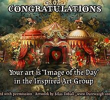 Inspired Art Image Day Banner by artisandelimage