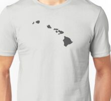 Hawaii Plain Unisex T-Shirt