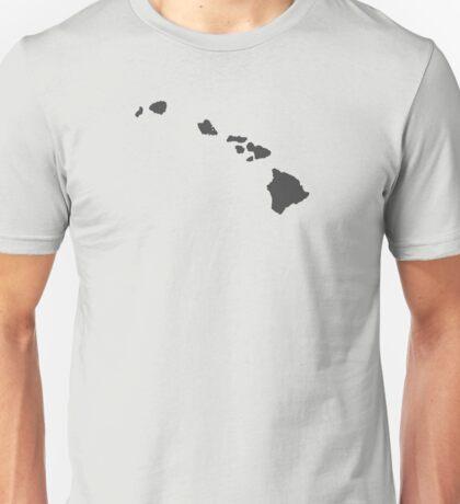 Hawaii Plain Unisex T-Shirt