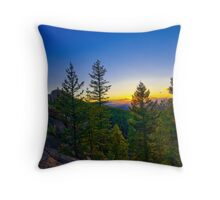 Above All Odds Throw Pillow