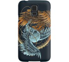 The Raven and the Owl Samsung Galaxy Case/Skin
