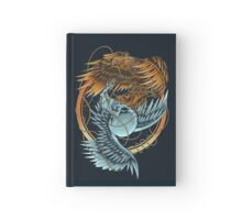 The Raven and the Owl Hardcover Journal