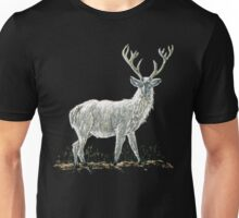 Albino Stag Tee Shirt T-Shirt
