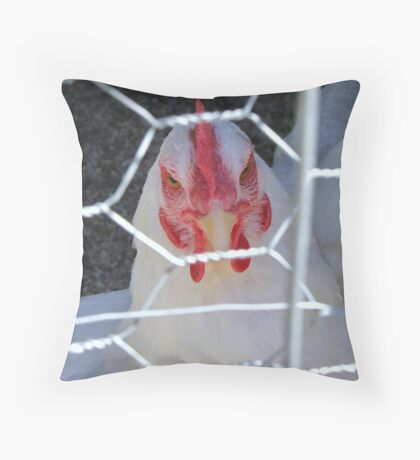 You Cant Handle Tha Truth!!! Throw Pillow