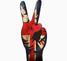 British hand Unisex T-Shirt