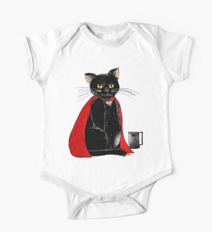 Karadoc the cat Kids Clothes