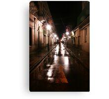 Calle Sucre Canvas Print