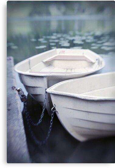 Boats by Priska Wettstein