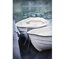 Boats Photographic Print