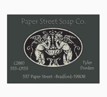 paper street soap by ludlowghostwalk