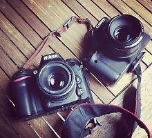 Camera Love by FredeLemieux