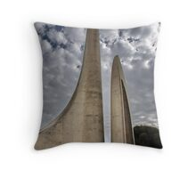 Afrikaans Language Monument Throw Pillow
