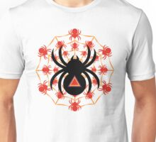 Too Spoopy Spider Unisex T-Shirt