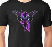 Midnight Sparkle Unisex T-Shirt