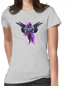 Midnight Sparkle Womens Fitted T-Shirt