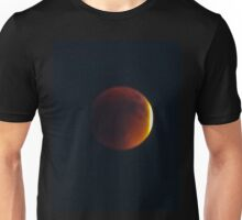 SUPER Blood Moon, Lunar Eclipse, San Diego, 09.27.2015 T-Shirt